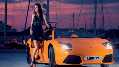 Luxury car rental in Cyprus